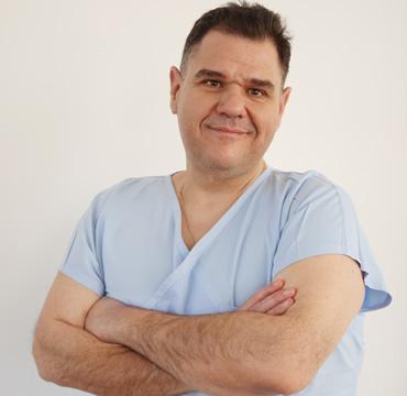 Χειρουργός Φαφουλάκης Φραγκίσκος MD PhD MSc